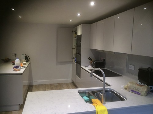 West Thorpe Joinery Project